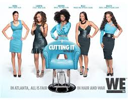 """SEASON 2 OF """"CUTTING IT: IN THE ATL""""  PREMIERES JULY 14 AT 10/9c ON WE TV"""