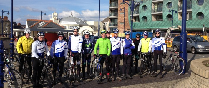 Valentine's Day Club Run to Porthcawl