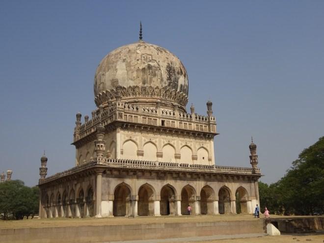 1. Qutb Shahi Tombs