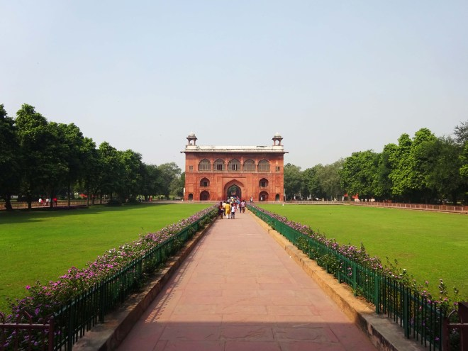 red fort4