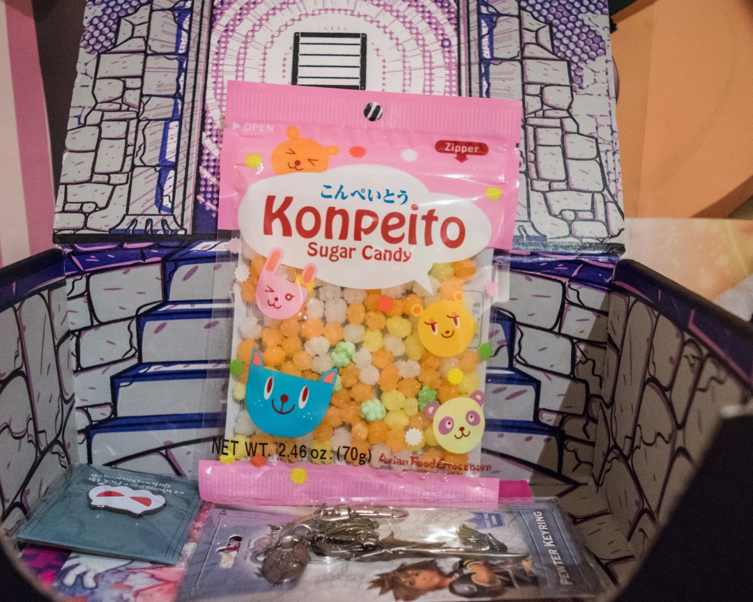 Loot Crate Anime Equip Crate ENCHANT Spotlight 0007