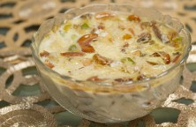 Sewai (Sheer Khorma)prepared on Eid. Best served hot.