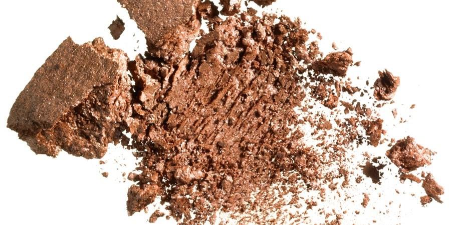 crushed bronzer