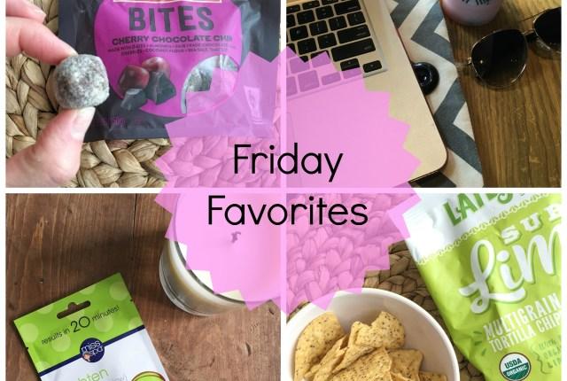Friday Favorites 6.24.16
