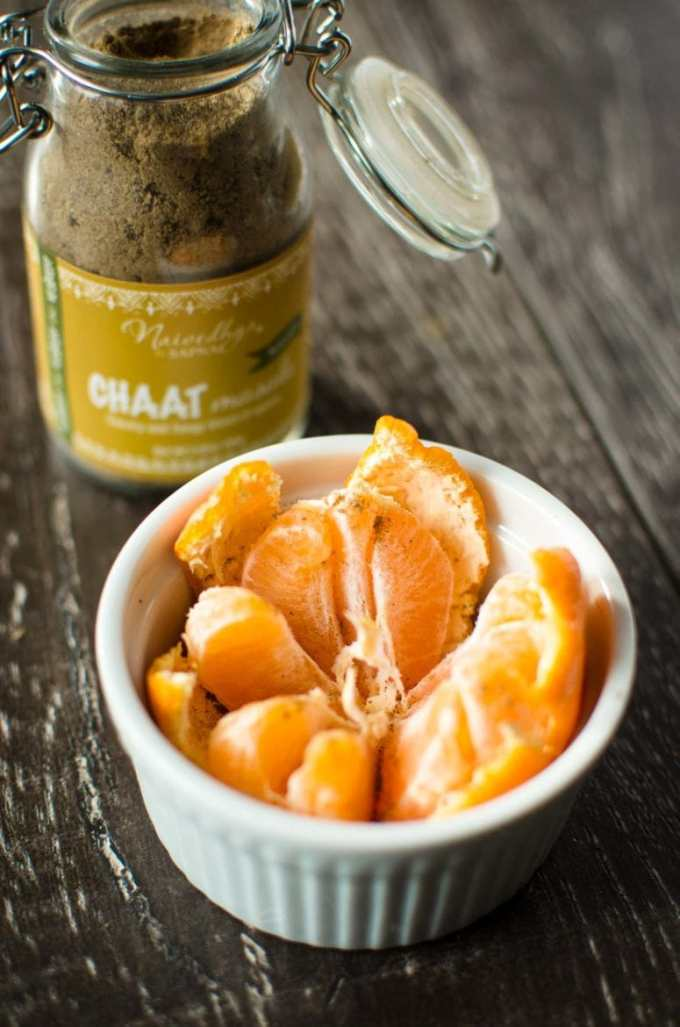 Chai-Spiced Cinnamon Rolls with Eggnog Glaze + Spice Giveaway!