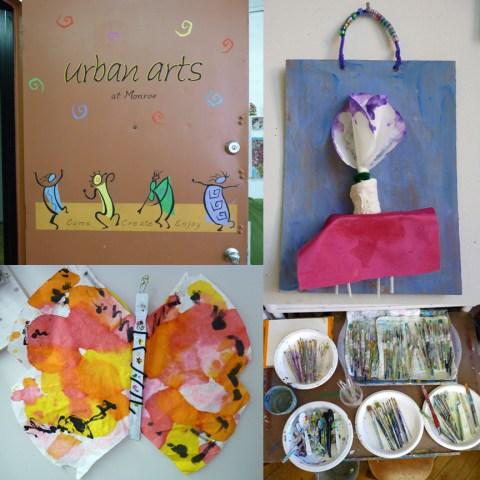 Urban Arts Collage