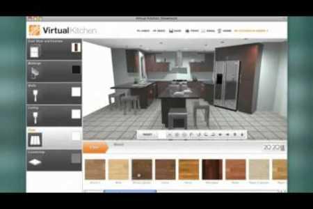 home de kitchen design tool program