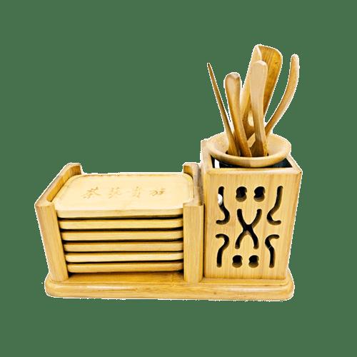 Bamboo Cha-dao Utensils