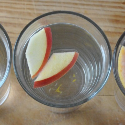 Fruit Infused Water