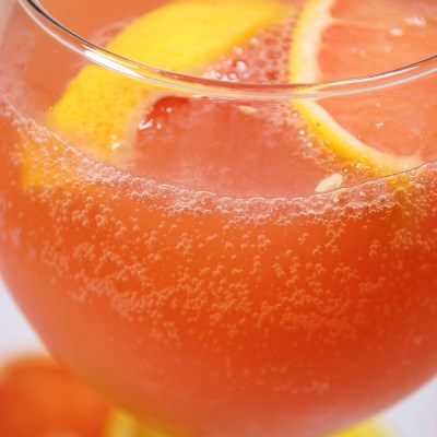 Sparkling Citrus Punch