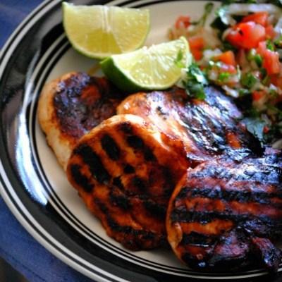 Chile – Honey Glazed Chicken