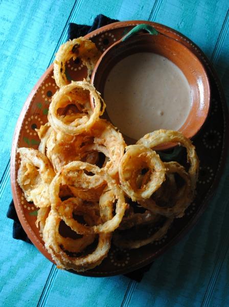 Texas Onion Rings