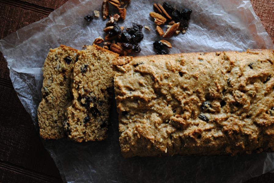 Pan de Rompope para Navidad receta de Vianney Rodriguez de sweetlifebake.com