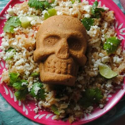 Día de Los Muertos Empanadas