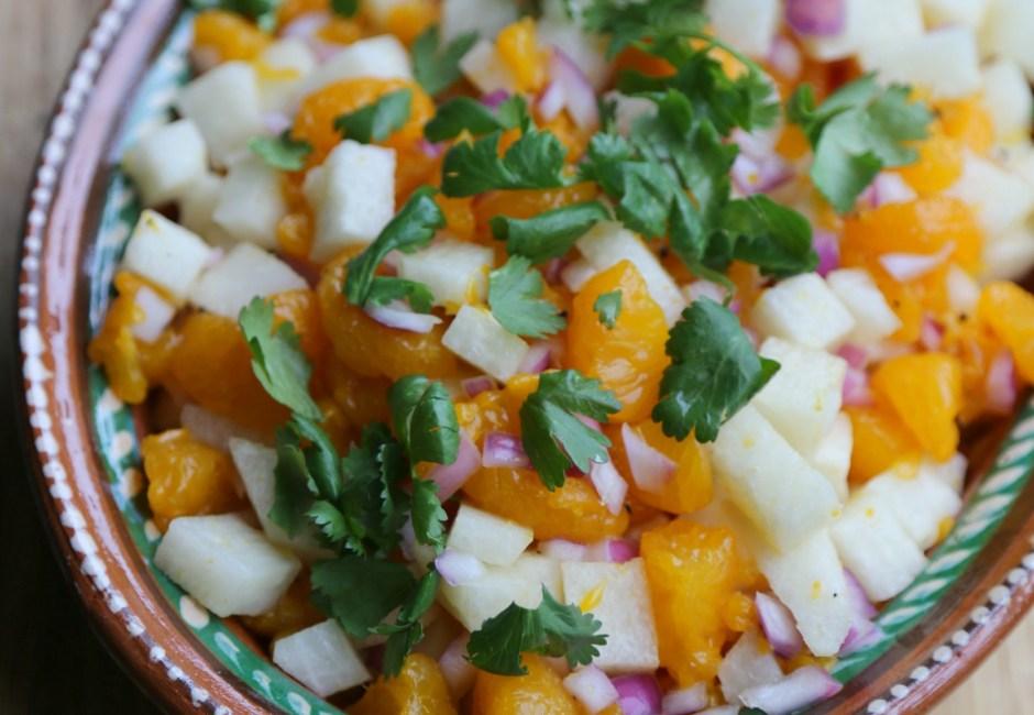 Jicama-Orange Salad