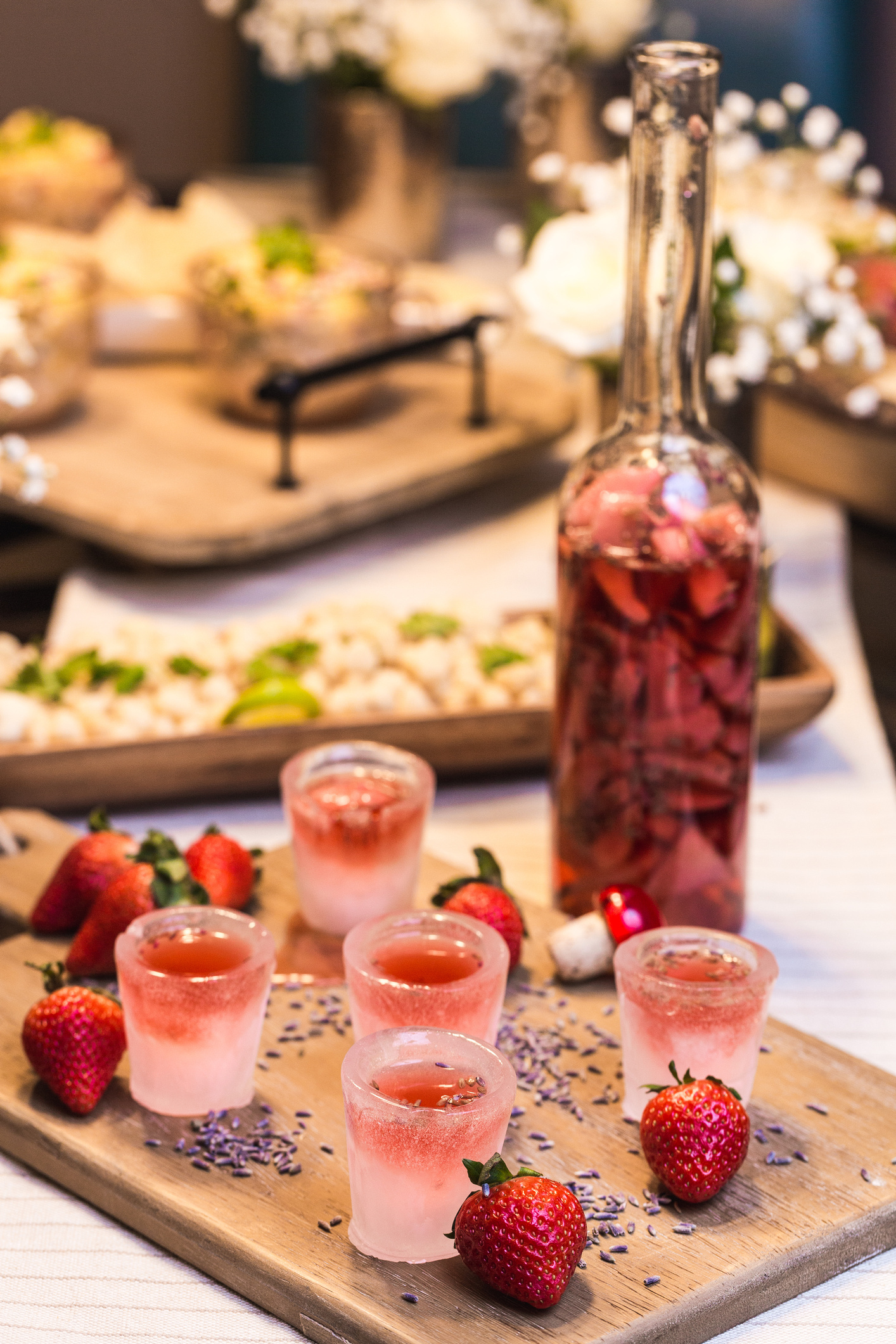 Regaling How To Make Strawberry Lavender Infused Tequila How To Make Strawberry Lavender Infused Tequila Life How To Make Tequila Rose How To Make Tequila Soda nice food How To Make Tequila