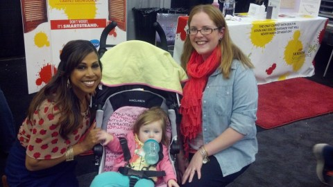 Avery and Taniya Nayak hgtv food network