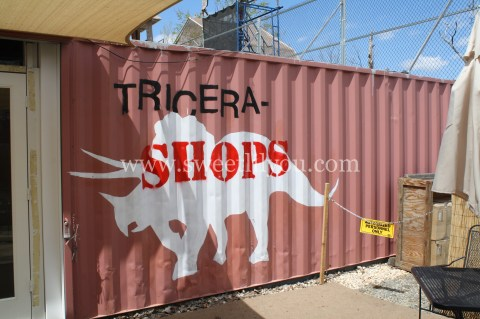 tricera shops