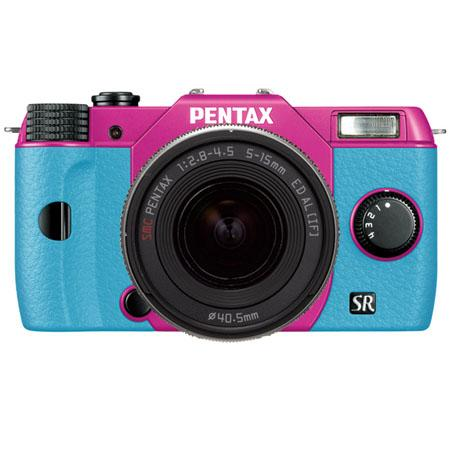 pentax digital customizable camera