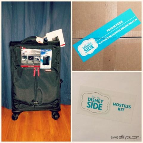 #DisneySide At Home Package #Sponsored