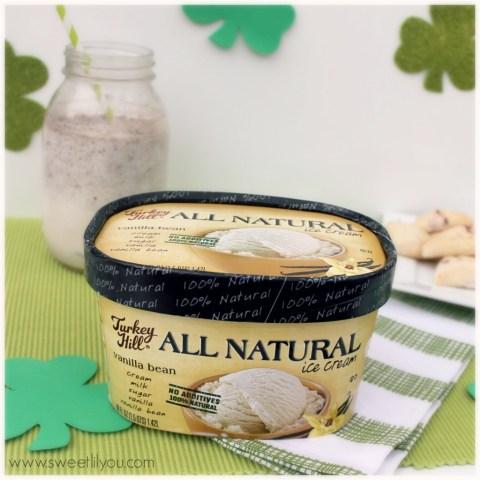 Turkey Hill All Natural Vanilla Bean #IceCream #TRKAmbassador