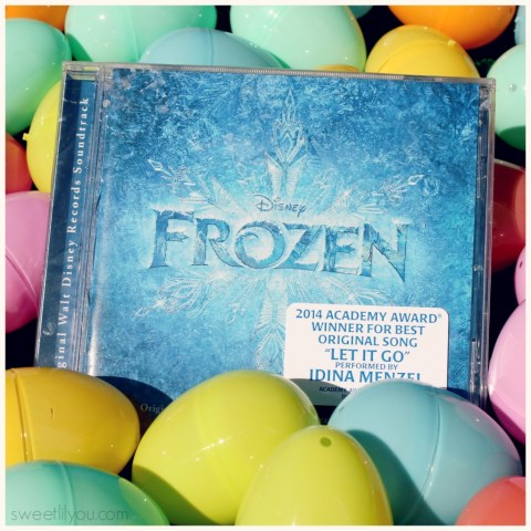 Disney's FROZEN Soundtrack! Sing into Spring!