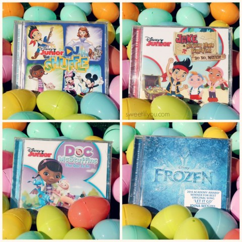 Spring into Spring with Disney Junior music