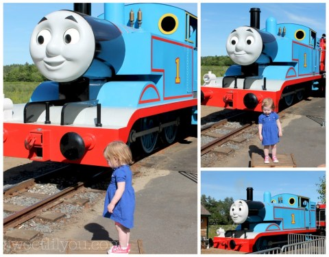 Day Out with Thomas at Edaville