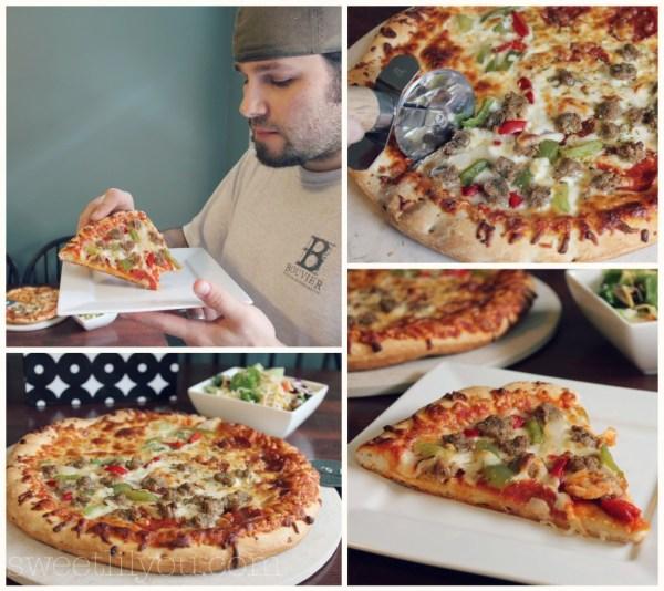 Enjoy DIGIORNO® Design A Pizza Kit #DesignAPizza #Digiorno  #shop #cbias