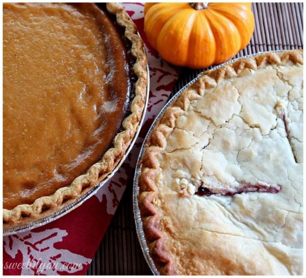 Mrs. Smith's Pies #ThankfullySweet ad