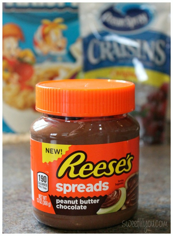 NEW Reese's Spreads! #AnySnackPerfect #ad