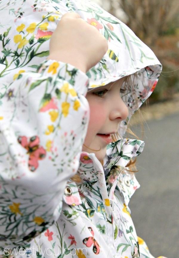 Avery H&M Raincoat