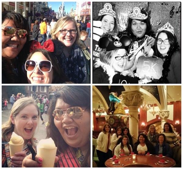 Girls weekend in Walt Disney World