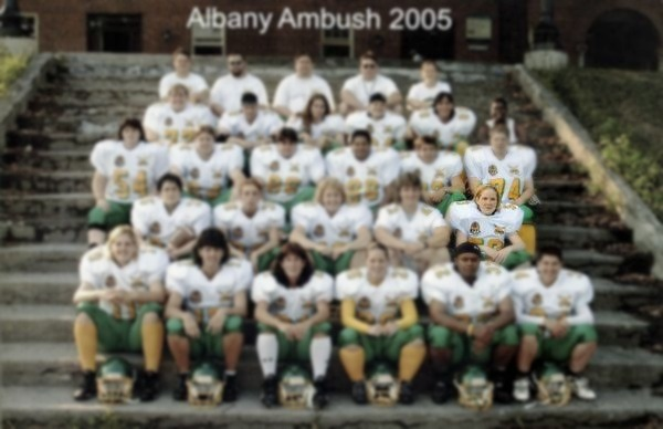 albany ambush team 2005