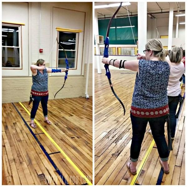 Archery at Ace Archers in Attleboro MA