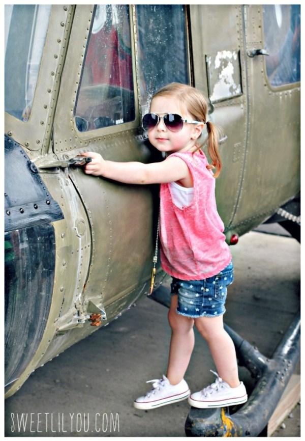 Chopper pilot