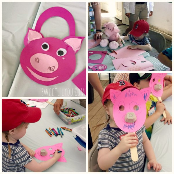 Pig Arts and Crafts