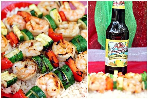Leinenkugel's Summer Shandy Shrimp Marinade