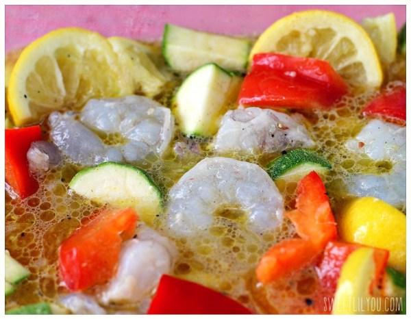 Summer Shandy Shrimp Marinade