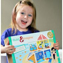 STEAM Learning with Build & Imagine Marine Rescue Center (ad)