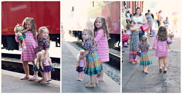 Blackstone Valley Tourism - Grace Thomas Train Ride