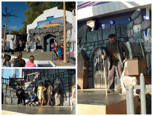 Fun and spooky shows at fright fest