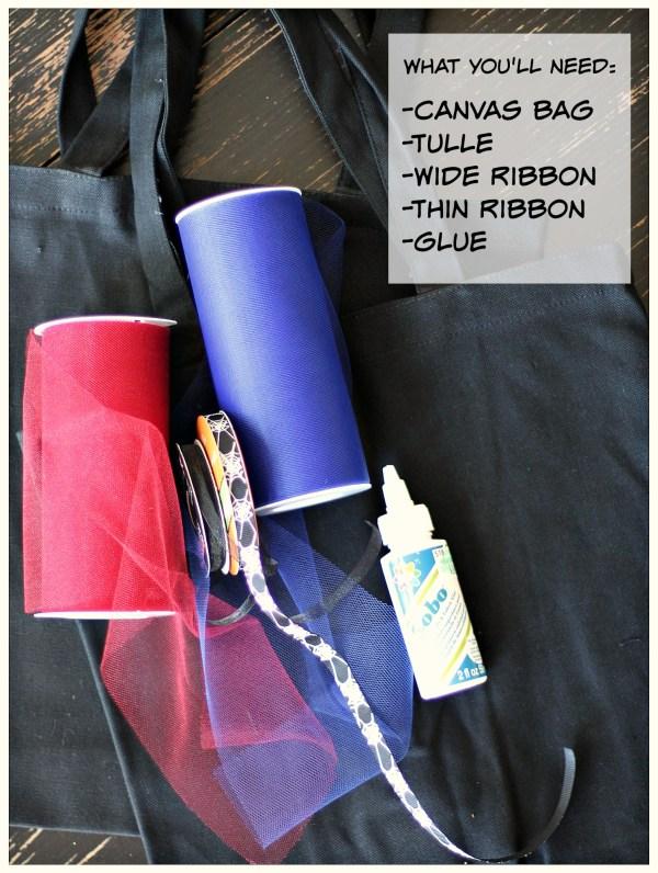 Tutu Treat Bag - Step By Step