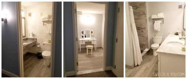 Bathrooms Cape Codder Family Suites