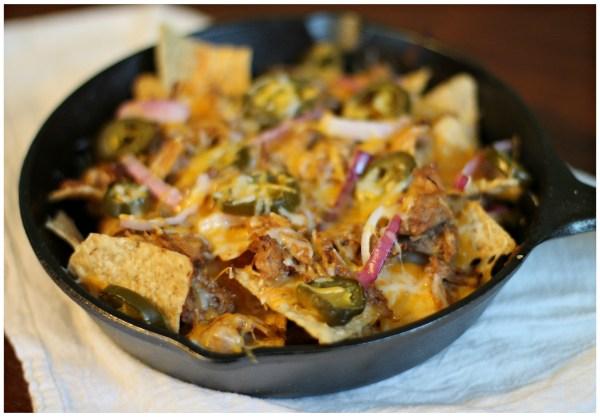 skillet-nachos