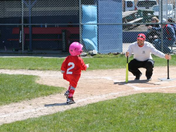 Have fun ncoaching youth sports