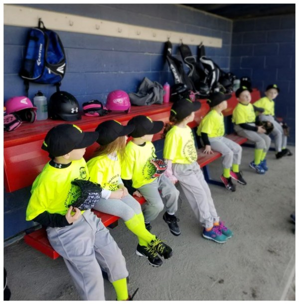 T ball team rules tips for t-ball coaches
