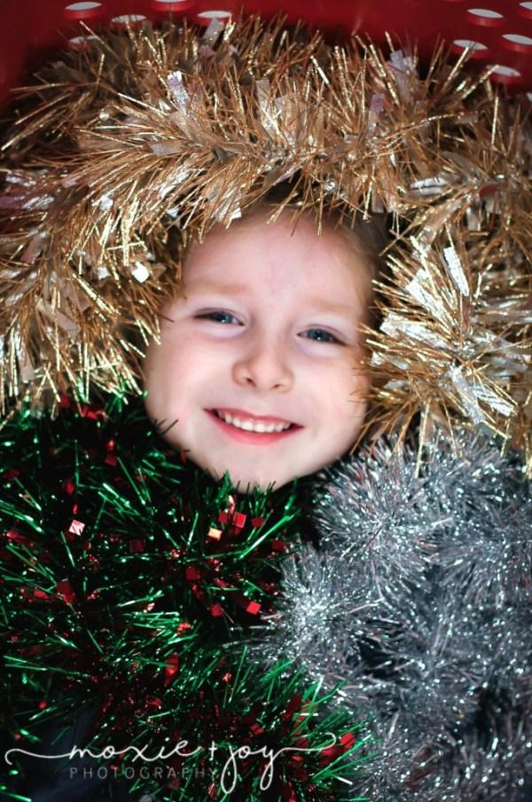 Christmas garland Target