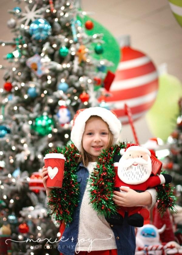 Target Christmas card Starbucks holiday cup
