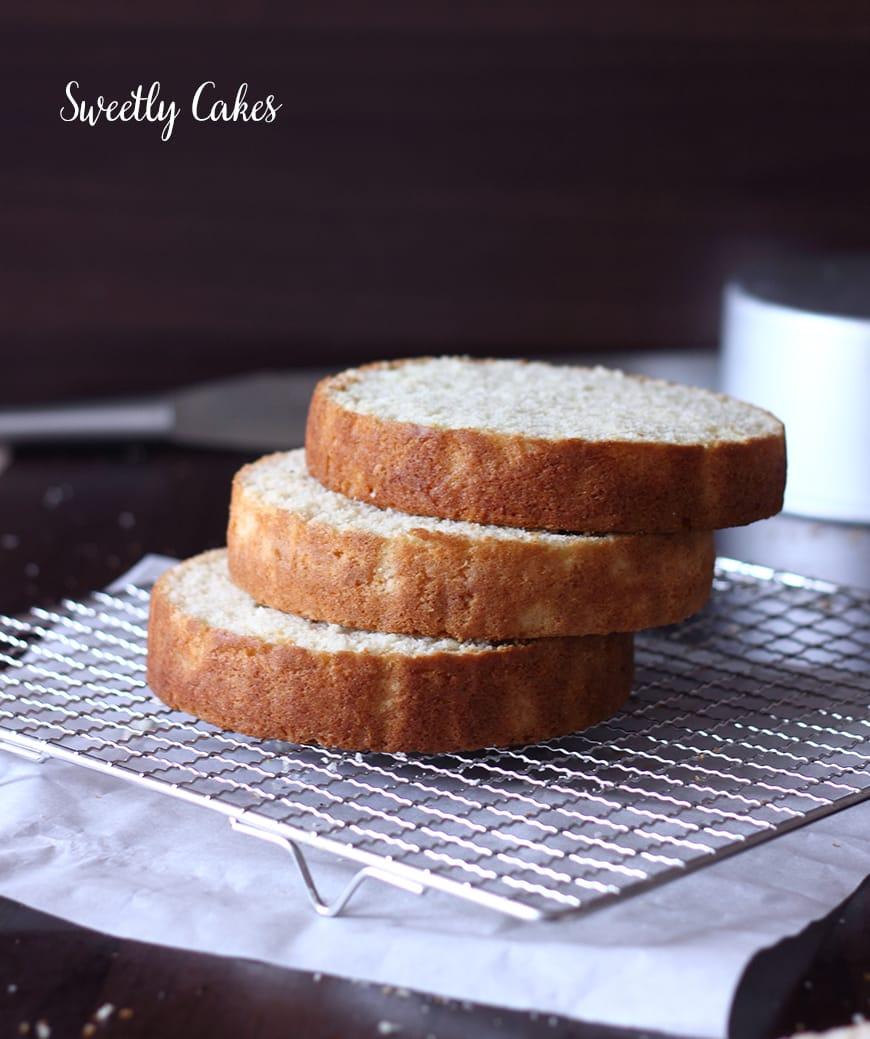 Recette gâteau white cake